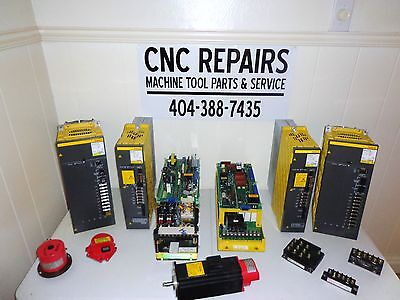 New In Box Fanuc Servo Amp ( A06B-6096-H208 )