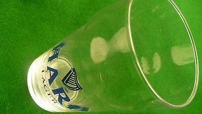 Guinness Harp beer glass 16 ounce ale lager