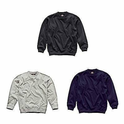 Dickies Crew Neck Polyester / Cotton Mechanics Sweatshirt
