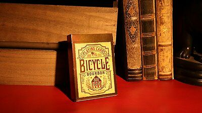 Bicycle Bourbon Playing Cards by USPCC Poker Spielkarten