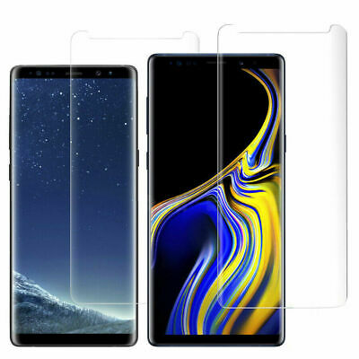 Poetic Galaxy Note 9 /Note 8/S9/S9 Plus/S8 Plus Tempered Glass Screen Protector