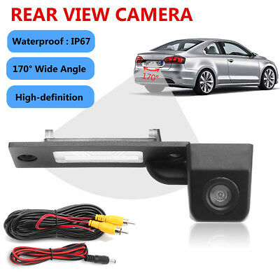 CCD Rear Reverse Camera For VW Transporter T5 T30 Caddy Passat B5 Touran Jetta