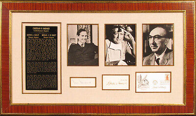 Dr. Michael E. Debakey - Collection With Co-Signers
