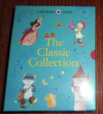 Ladybird Classic Collection 10 Book Boxset - Well Loved Tales - New And Sealed