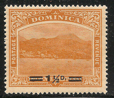 Dominica Scott     55  Mint Never Hinged
