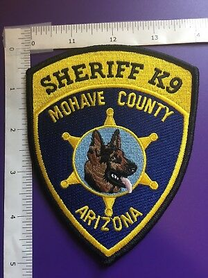 Mohave County Arizona Sheriff  Shoulder Patch