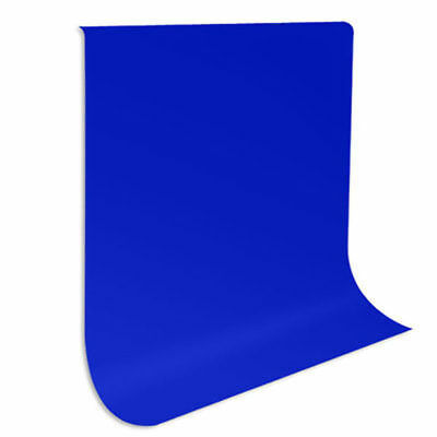 Photo Studio Video 10x20Ft Blue Chroma key Muslin Screen Backdrop Background