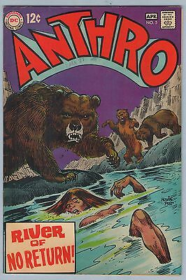Anthro 5 Apr 1969 VF-NM (9.0)