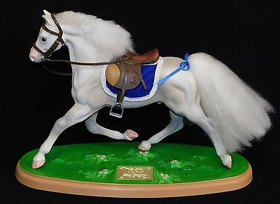 Grand Champions Arabian Stallion First 1st Collector Edition Vintage Empire 1997