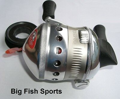 ZEBCO OMEGA 3 Spincast Fishing Reel NEW #ZO3 *NO BOX* Free Shipping