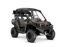Can-Am® Commander™ Mossy Oak Hunting Edition 1000R  with 0, for sale!