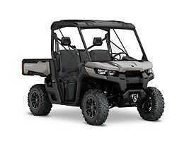 Can-Am® Defender XT HD8 INTENSE RED with 0, for sale!
