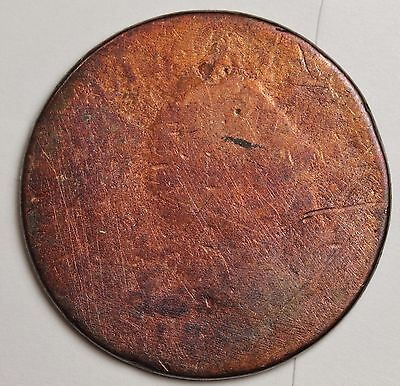 1700's Liberty Cap Type.  Large Cent.  Plain Edge. 108733