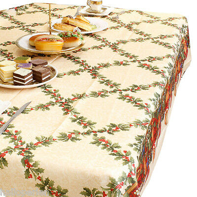 1PCs Creative christmas Tablecloth decorations rectangular printing wallpaper