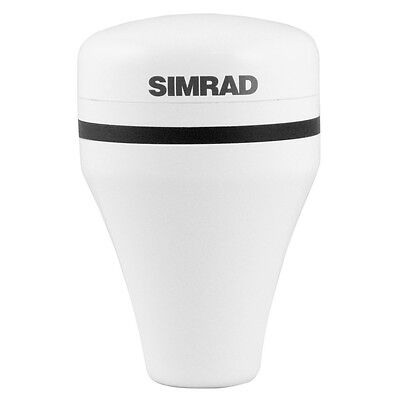 New Simrad GS15 GPS External Antenna with Pole Mount