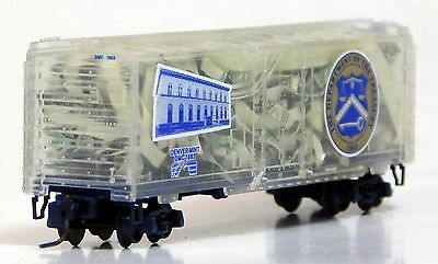 Micro-Trains MTL Z N Scale Collector Convention Denver Mint Box Car Z06-02