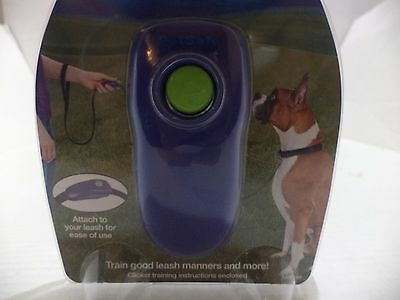 New PetSafe Clik-R Clip For Obedience & Training Leash Tool For Dogs