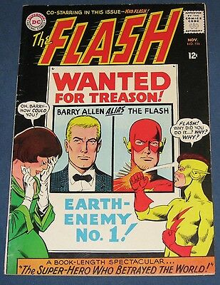 The Flash #156  Nov 1965