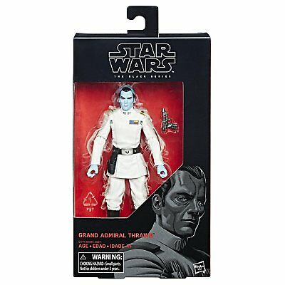 Star Wars Black Series Grand Admiral Thrawn IN STOCK