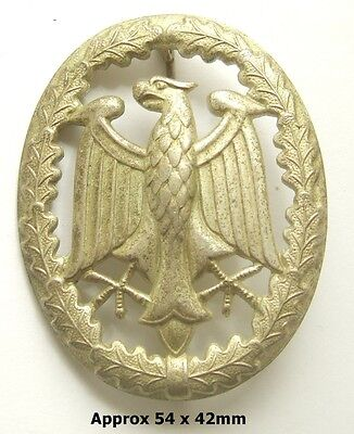 German Armed Forces Military Proficiency Award - Pin Badge 54mm x 42mm