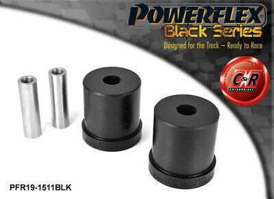 Powerflex RrBeam+Spring Upr Isolator Bushes PFR19-1511//2030 Ford Fiesta 7 ST 13