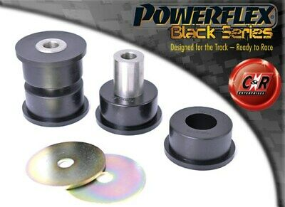 Seat Toledo Mk2 99-04 Powerflex Black Rear Diff Front Mount Bushes PFR85-425BLK