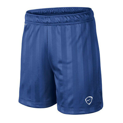 Nike Academy Jaquard Junior Football Shorts - Blue