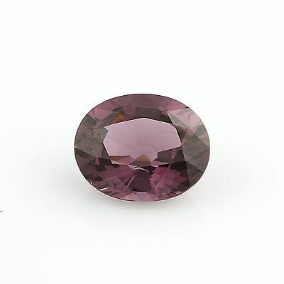 3,00ct Lose Spinell Edelstein - Oval Lila Edelstein Report