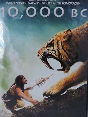 10,000 B.C. (Widescreen/Full Screen + Special Features) *NEW / SEALAED*