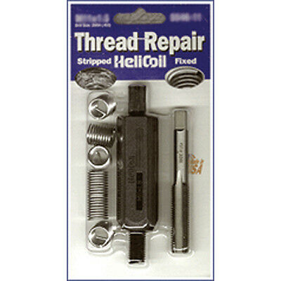 HLI5546-12 HELI-COIL Thread Repair Kit, 12mm x 1.75 Metric Set