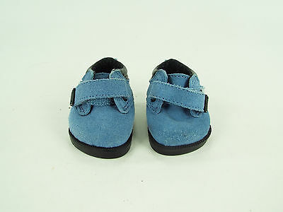 American Girl Bitty Baby Twin Boy Doll Shoes Suede Boots