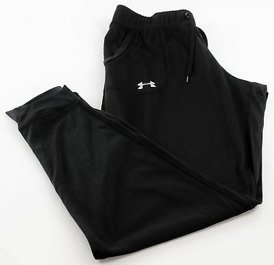 Under Armour Womens Tech Pants Size LG Retail $45 Style 1271689-001