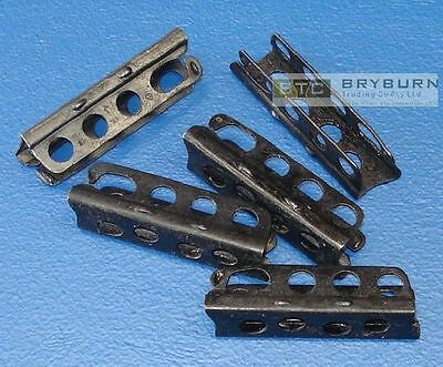 Lee Enfield SMLE 303 Rifle 5rd Charger/Stripper Clips - 5 Unissued