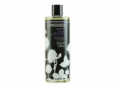 Cowshed Lazy Cow Soothing Bath & Body Oil 100ml For Her Body Care Women