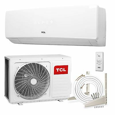 tcl inverter split klimaanlage 9000 btu 2 6kw klima klimager t modell ka eur 251 00. Black Bedroom Furniture Sets. Home Design Ideas