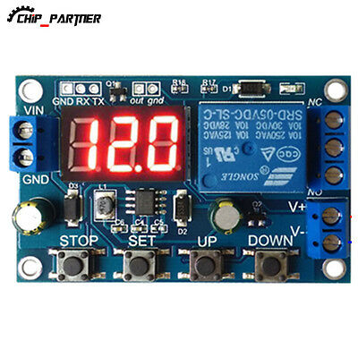 Battery Charger Discharger Board Over Voltage / Under Voltage Protection Module