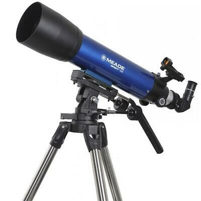 "Meade Infinity 102mm (4"") 600mm f/5.9 Altazimuth Refractor Telescope #209006"