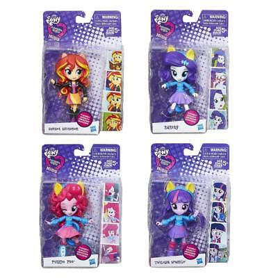 """My Little Pony Equestria Girls Minis 4.5"""" Collectible Fashion Doll Toys"""