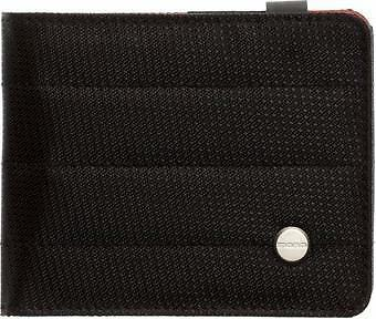 Mono Die Cut Wallet (Sharkskin, Black)