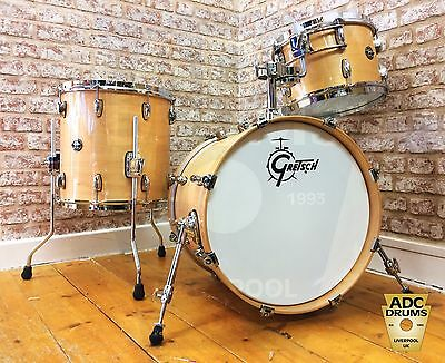 Gretsch Renown Natural Maple Lacquer Be-Bop/Jazz Drum Kit (12/14/18 RN2-J483)