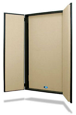 PRIMACOUSTIC FLEXIBOOTH INSTANT Vocal Booth - Fiberglass Panels that open  up