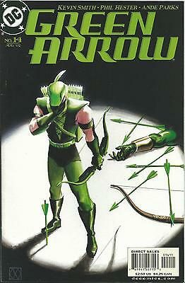 Green Arrow #14 (Dc) (Second Series 2001)