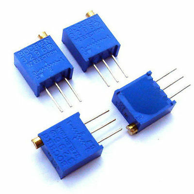 2M ohm Precision 3296 Variable Resistor, Trimmer,x10