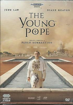 The young Pope (2016) 4 DVD