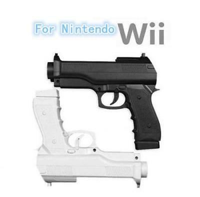 2x Light Gun Pistol Shooting fit for Nintendo Wii Wii-U Game Remote Controller