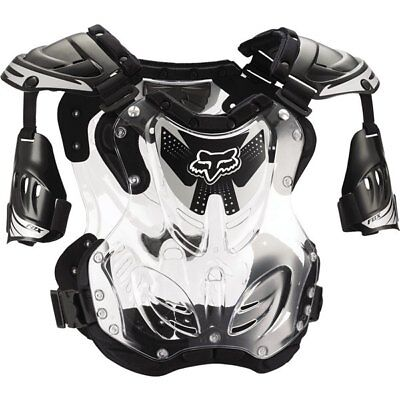 Fox Racing R3 Roost Deflector Motorcycle Protection