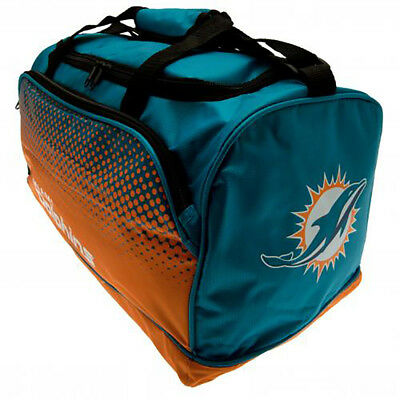 Miami Dolphins - Holdall ~ NFL LUGGAGE GIFT