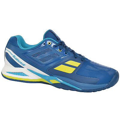 Babolat Mens Propulse Team BPM Omni Clay Sports Fitness Training Shoes Trainers