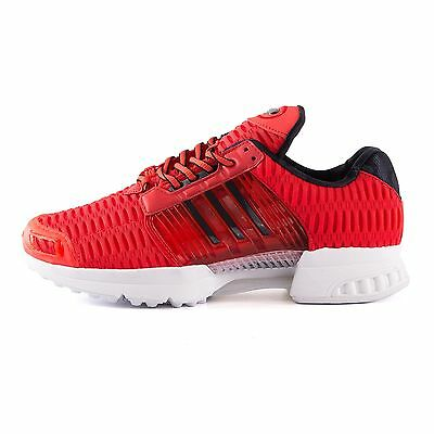 on sale 201f8 2fbd3 ADIDAS CLIMACOOL 1 Chaussure pour hommes basket blanc rouge 51219