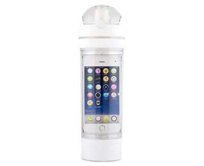 iBottle 443mL Water Bottle - White